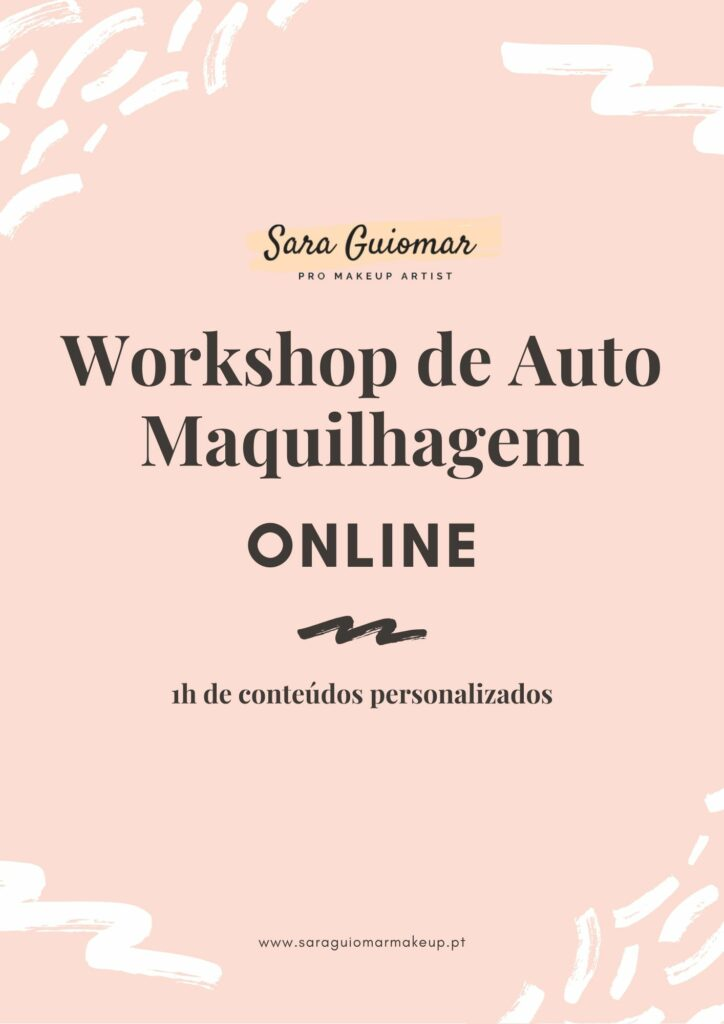 Workshop de auto maquilhagem