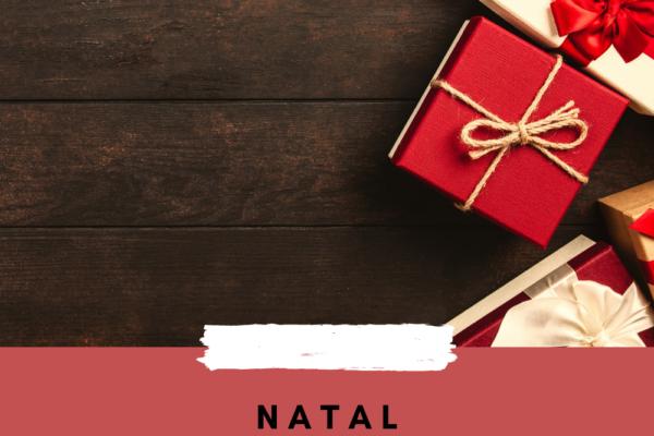 Prendas de Natal até 25€