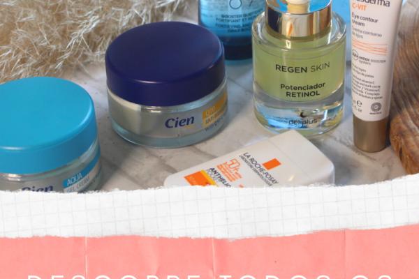 Rotina de cuidados de pele