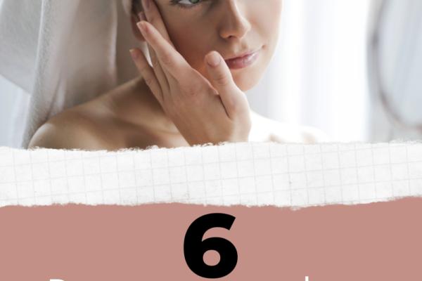 Como reduzir poros dilatados?