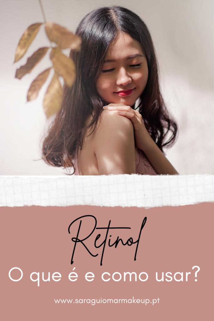 retinol como usar