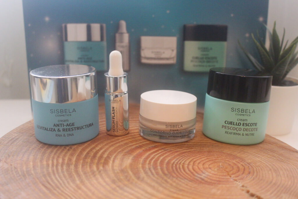Review kit cremes Sisbela Mercadona